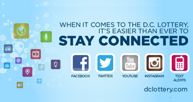 Stay Connected image for DC Lottery