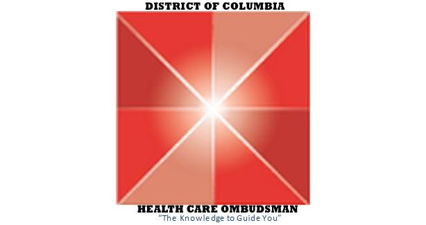 DC Health Care Ombudsman logo