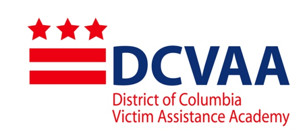 Image of DC Victim Assistance Academy Logo