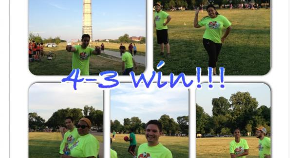 Capital City Fellow Kickball Team