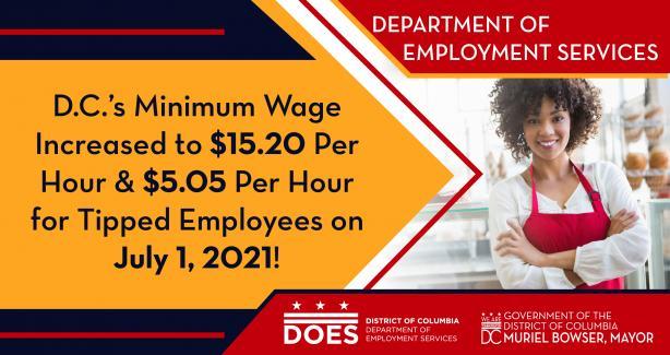 Minimun Wage Increase