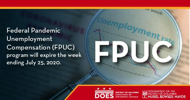 Federal Pandemic Unemployment Compensation (FPUC)