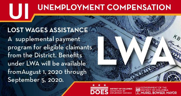 Lost Wages Assistance (LWA)