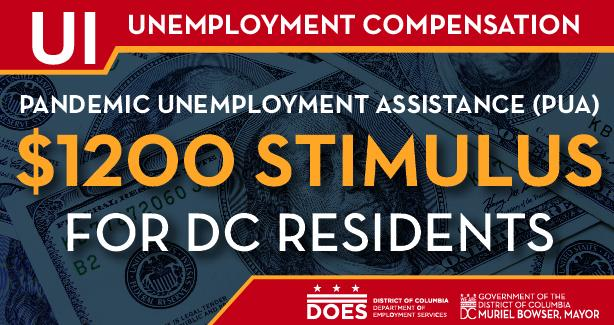 Pandemic Unemployment Assistance Stimulus