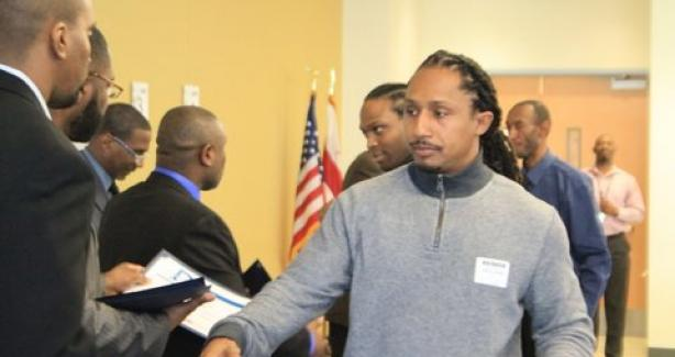 Photograph from Project Empowerment Graduation