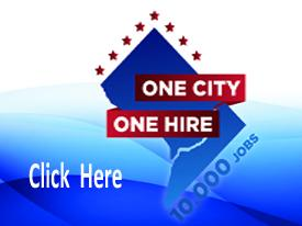 One City One Hire Callout