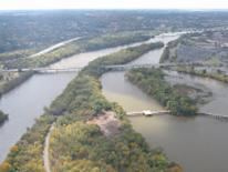 Photo of a District waterway