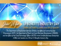 UI Benefits Industry Day
