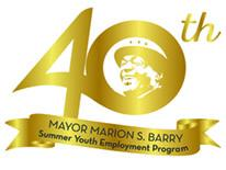 2019 MBSYEP 40th Anniversary Logo